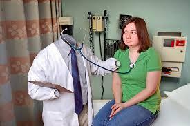 empty doctor